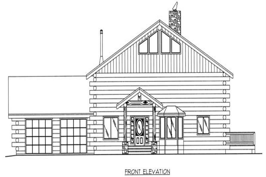 House Plan #132-1464