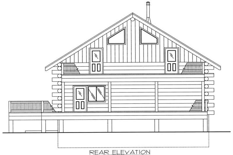 House Plan #132-1519