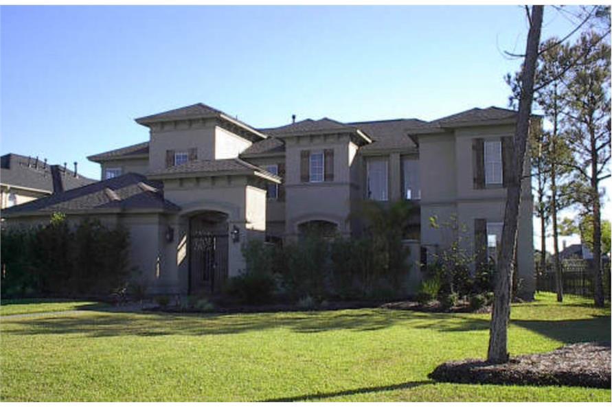 134-1181: Home Exterior Photograph-Front Door
