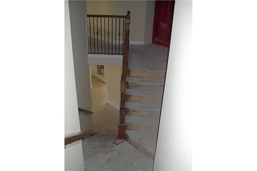 134-1218: Home Interior Photograph - Staircase