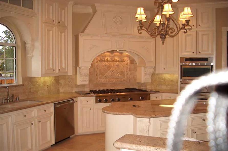 134-1326: Home Interior Photograph-Kitchen