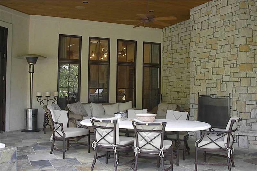134-1355: Home Exterior Photograph-Patio
