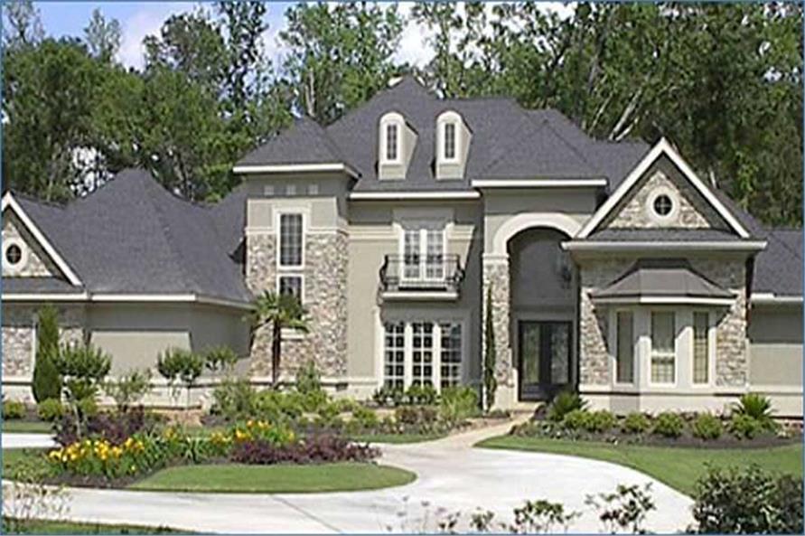 134-1374: Home Exterior Photograph-Front Door