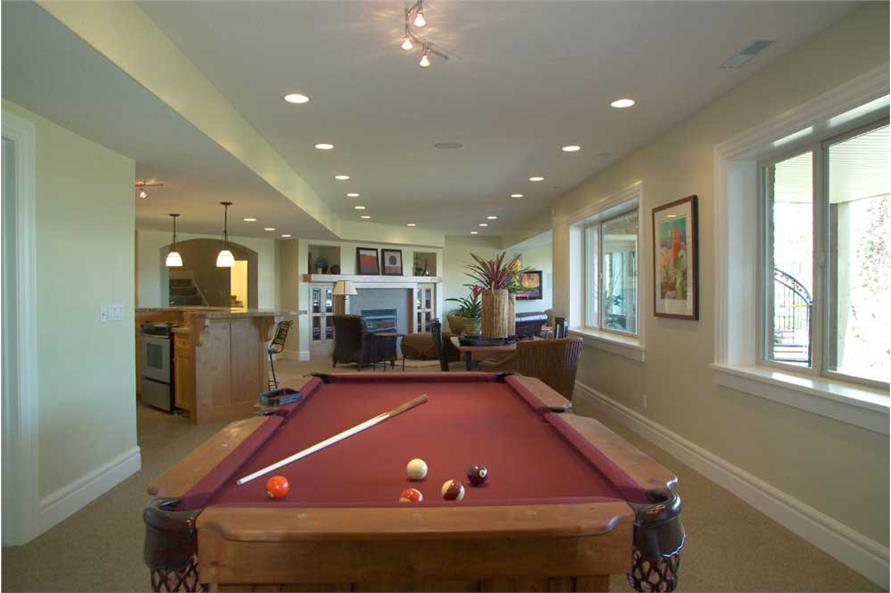 Basement Recreation Room (Full)