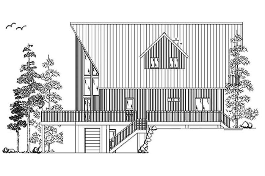 Main image for house plan # 11189