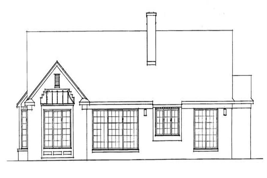 House Plan #137-1002
