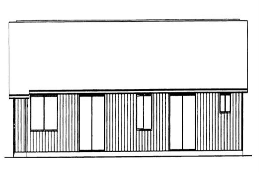 House Plan #137-1009