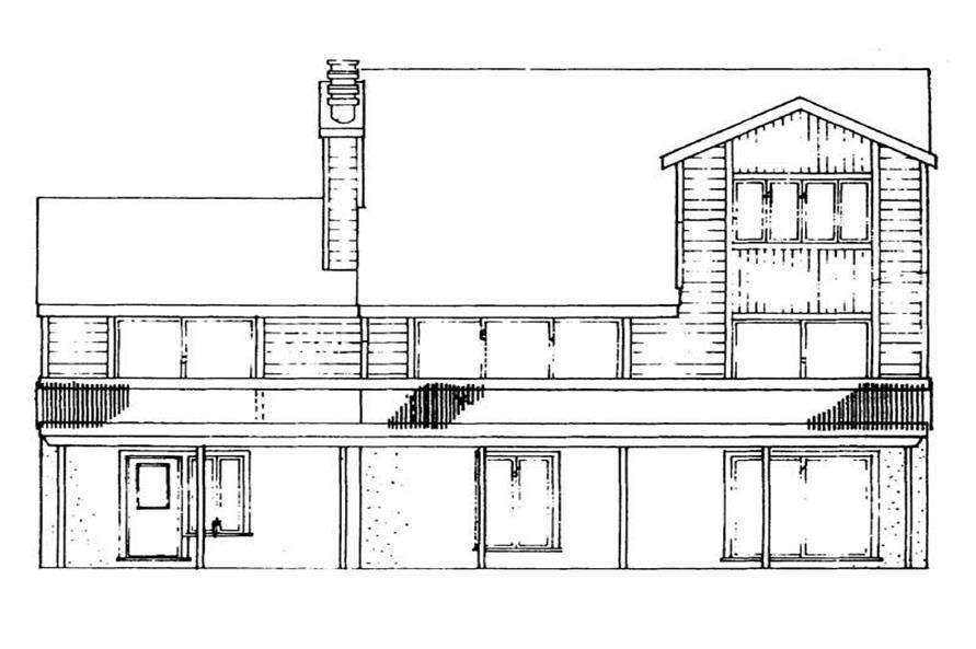 House Plan #137-1012