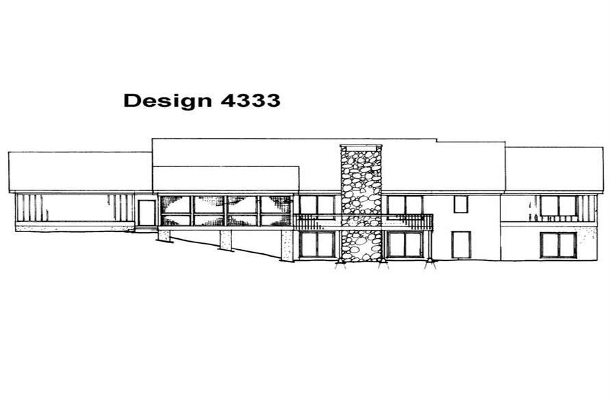 House Plan #137-1028