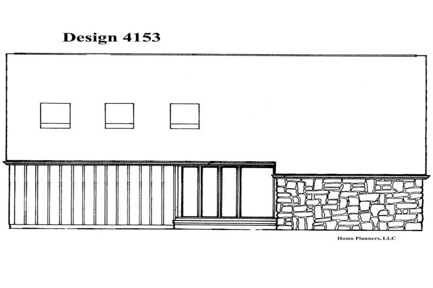 House Plan #137-1032