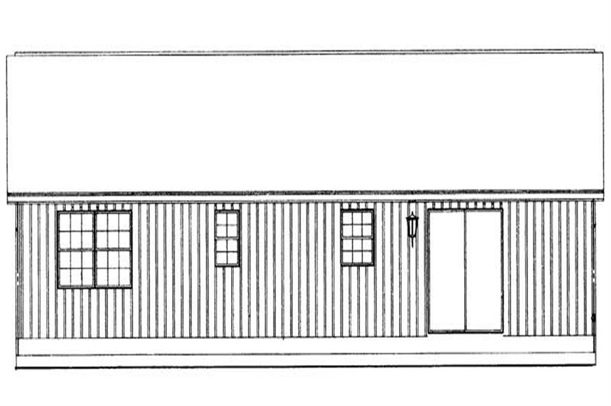 House Plan #137-1038
