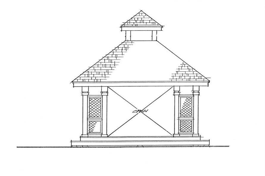 House Plan #137-1054
