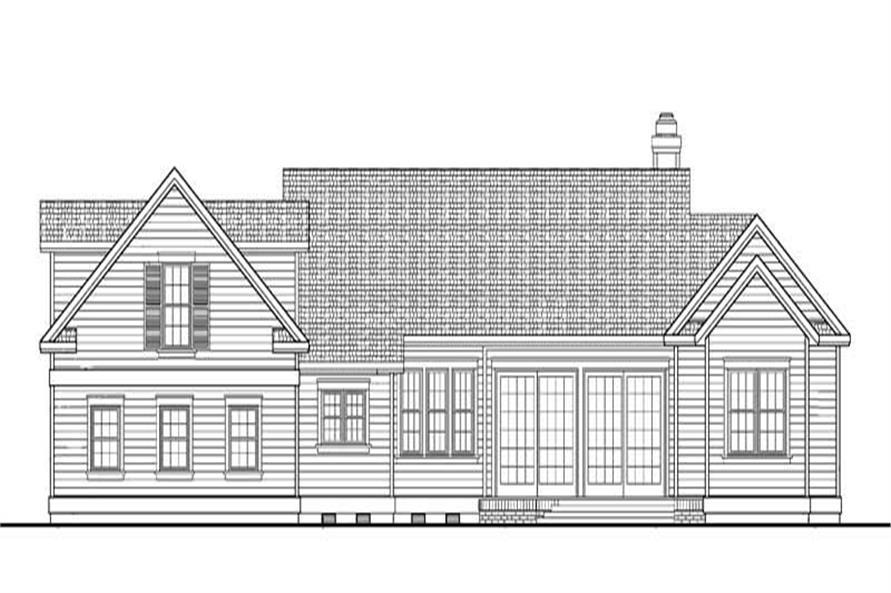House Plan #137-1065