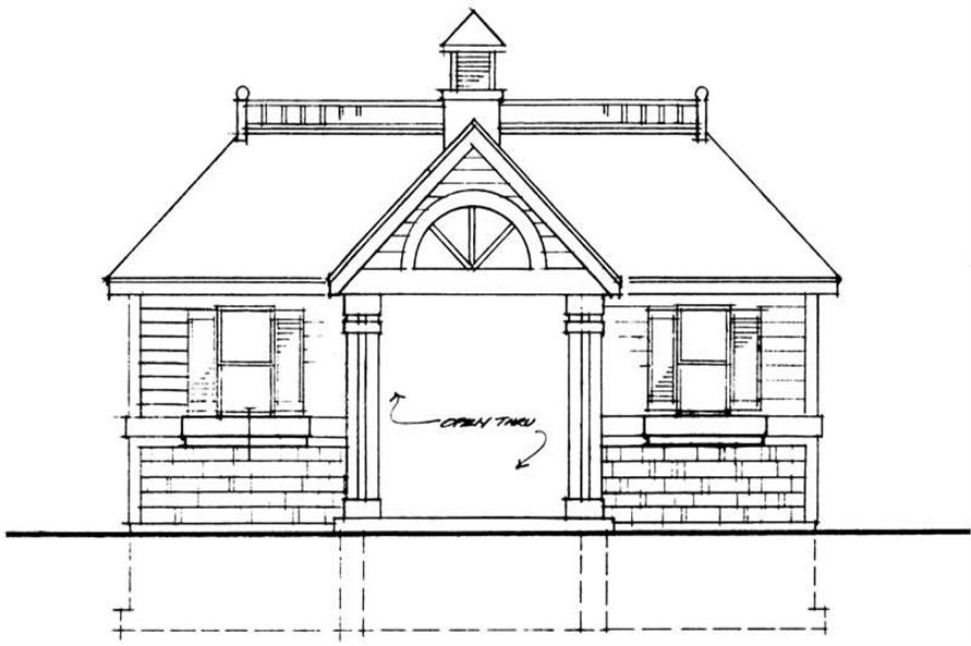 House Plan #137-1071