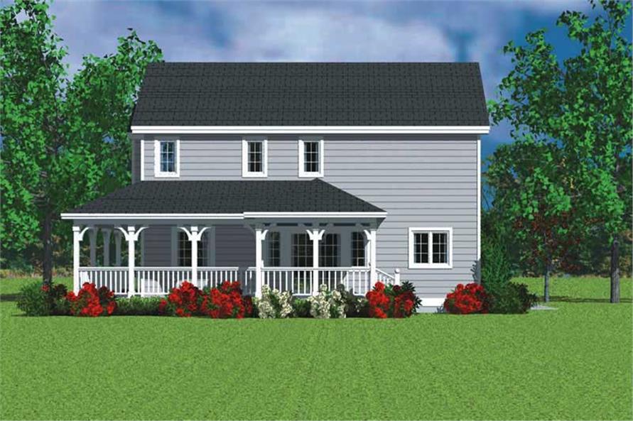 House Plan #137-1114