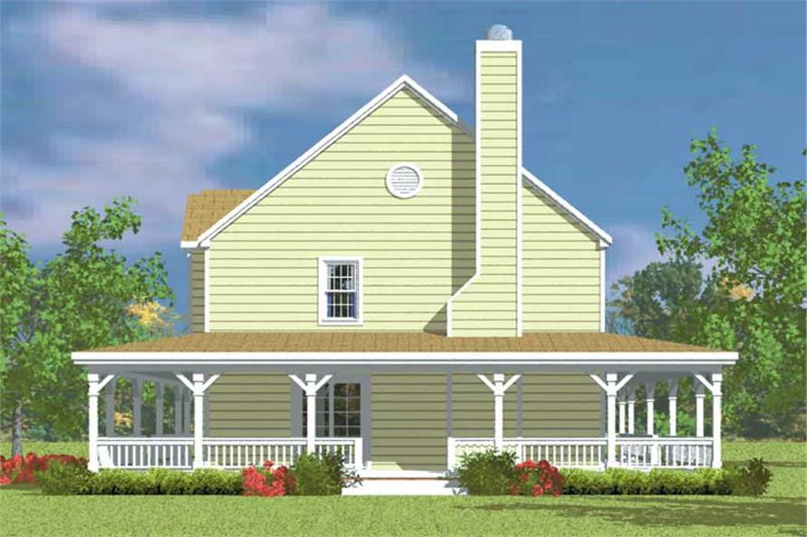 House Plan #137-1118