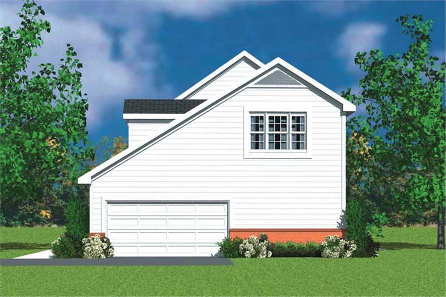 House Plan #137-1120