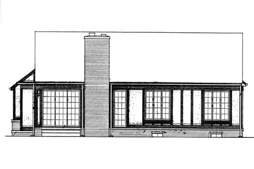 House Plan #137-1127