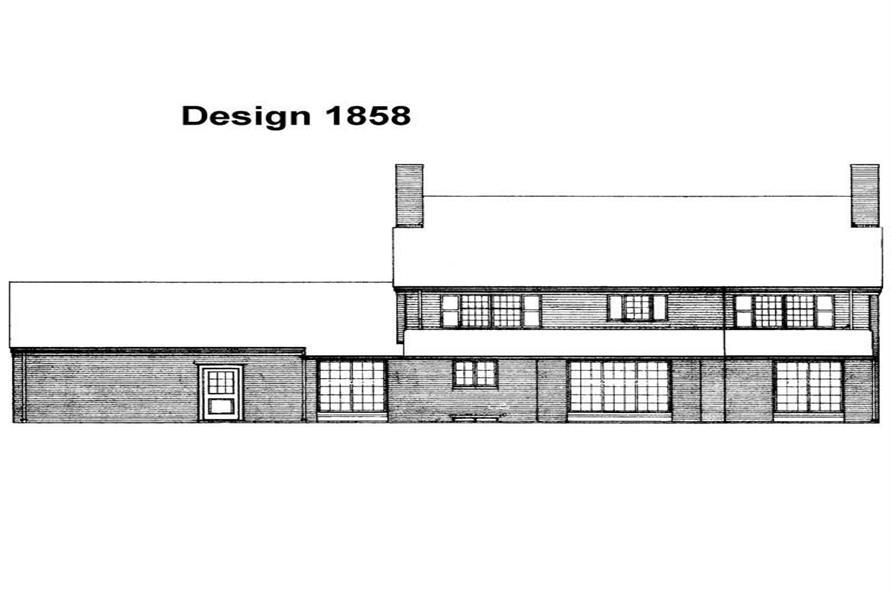 House Plan #137-1151