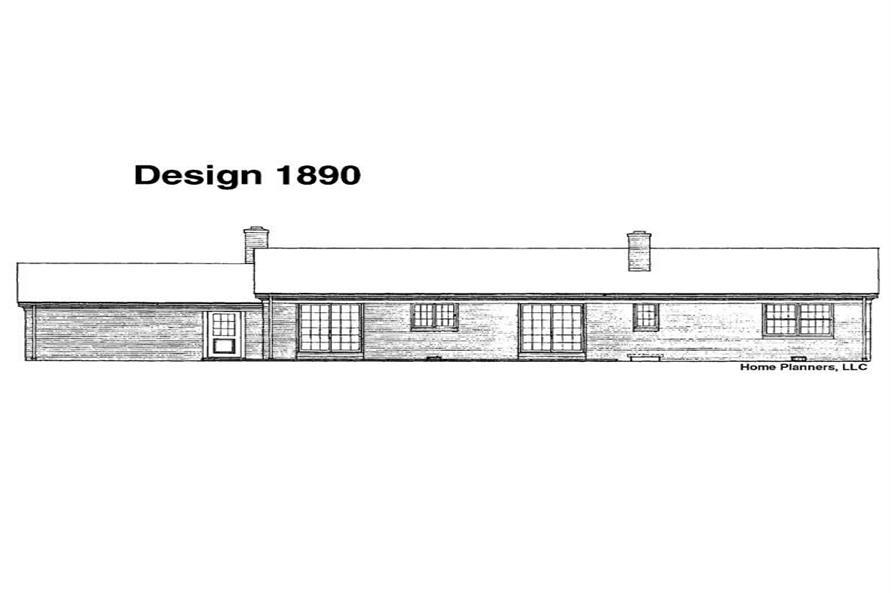 House Plan #137-1161