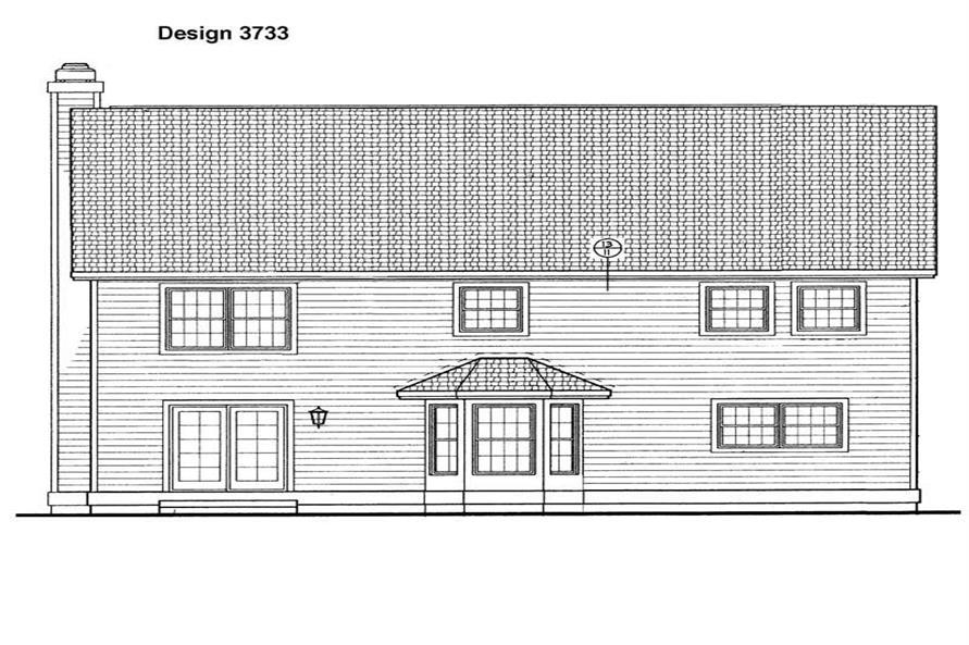 House Plan #137-1164