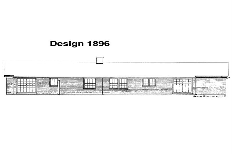 House Plan #137-1165