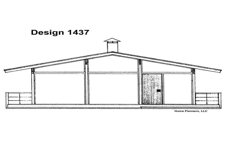 House Plan #137-1168
