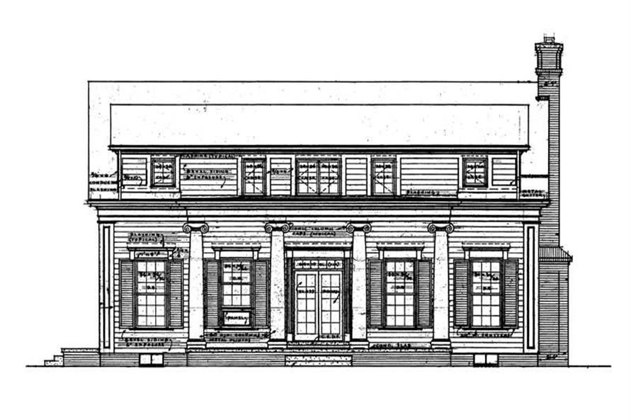 House Plan #137-1187
