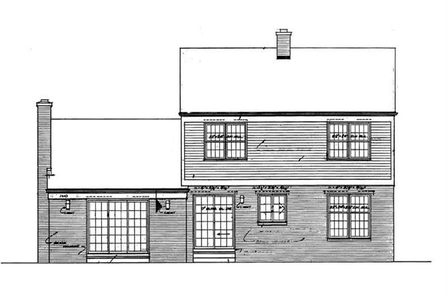 House Plan #137-1188