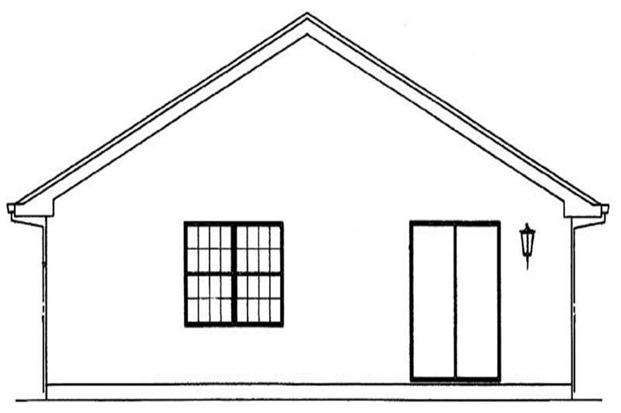 House Plan #137-1194