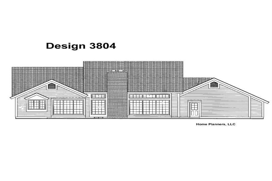 House Plan #137-1206