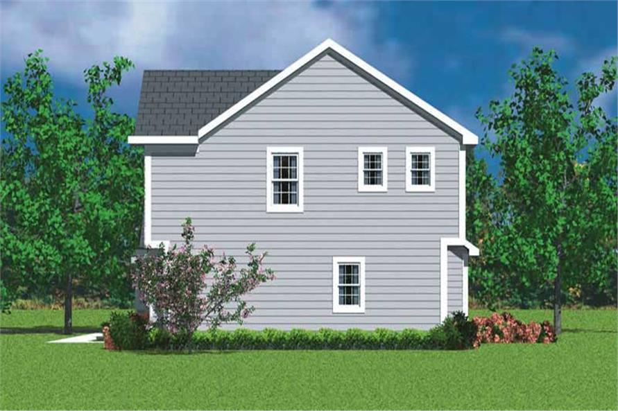 House Plan #137-1213