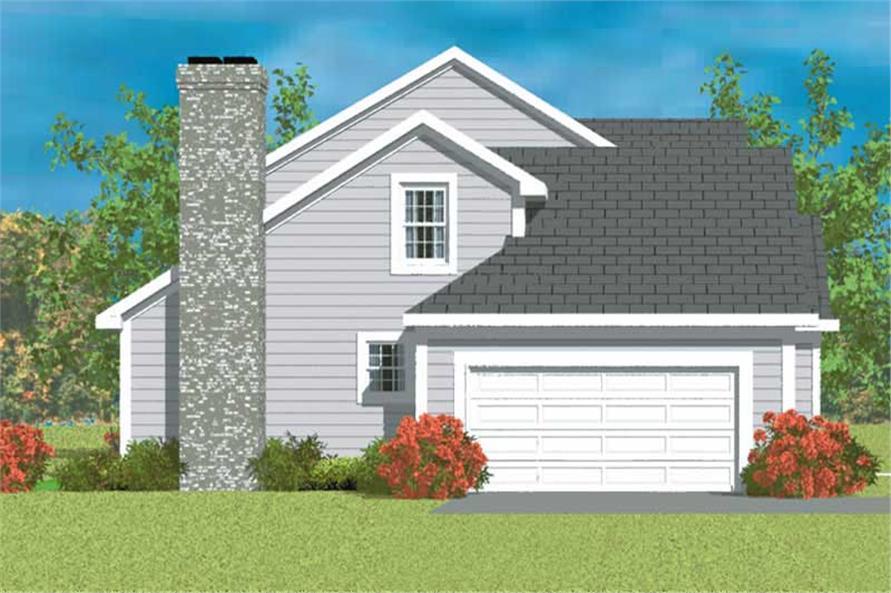 House Plan #137-1214