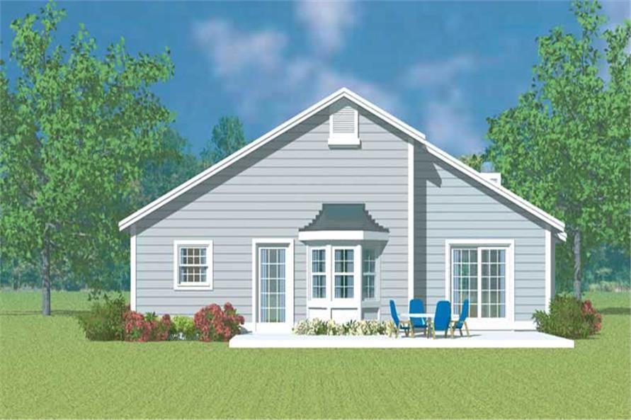 House Plan #137-1223