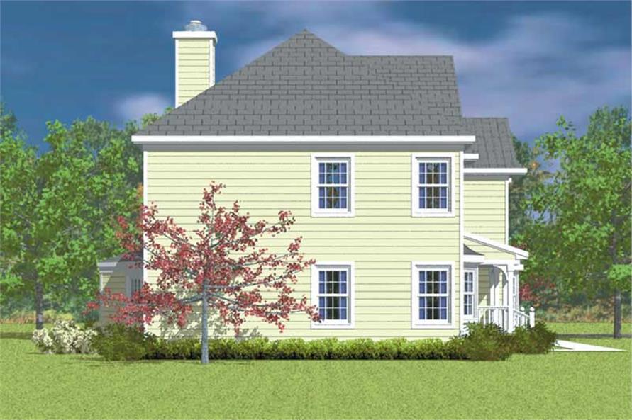 House Plan #137-1224
