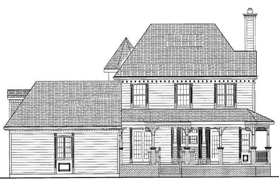 House Plan #137-1229
