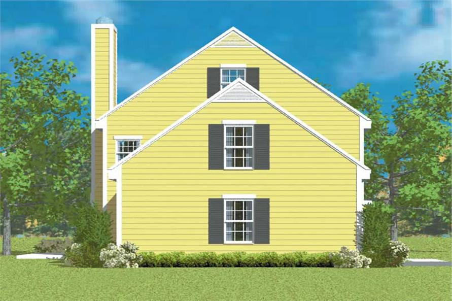 House Plan #137-1232