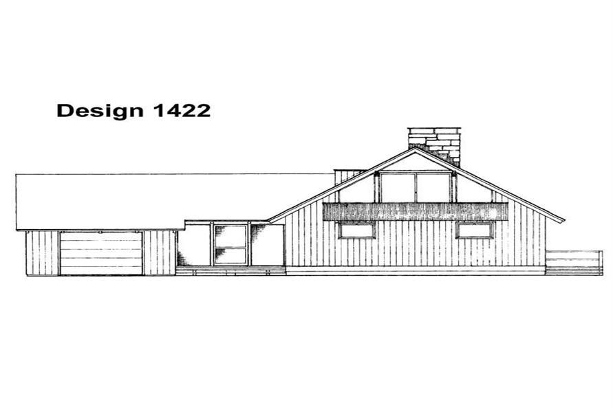 House Plan #137-1240