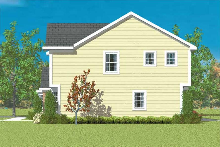 House Plan #137-1241