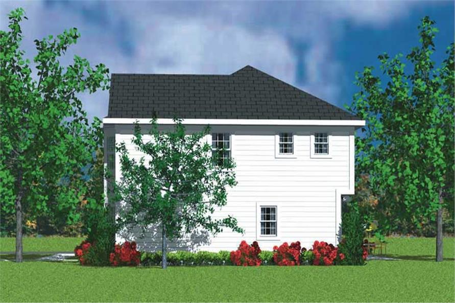 House Plan #137-1242