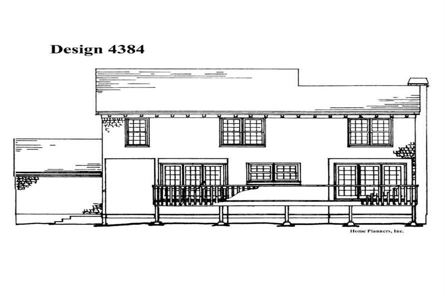 House Plan #137-1248