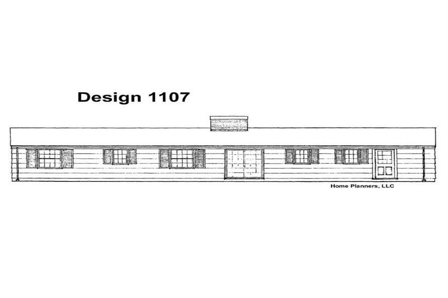 House Plan #137-1249