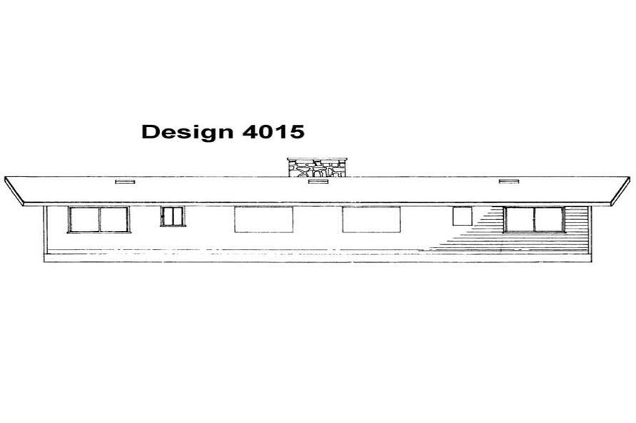 House Plan #137-1250