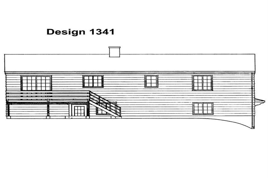 House Plan #137-1263