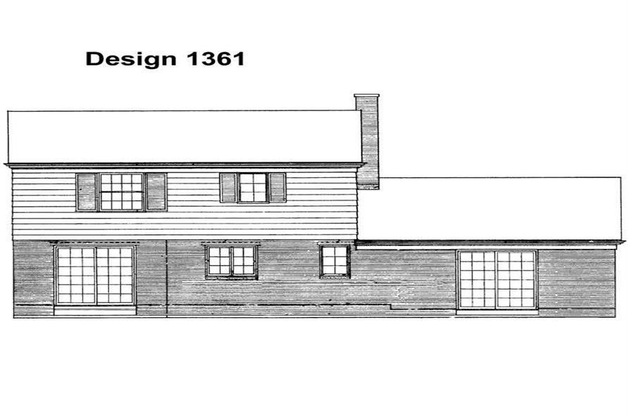 House Plan #137-1265