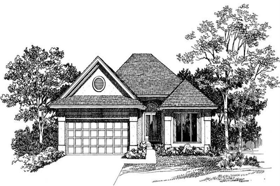 HOUSE PLAN 3453
