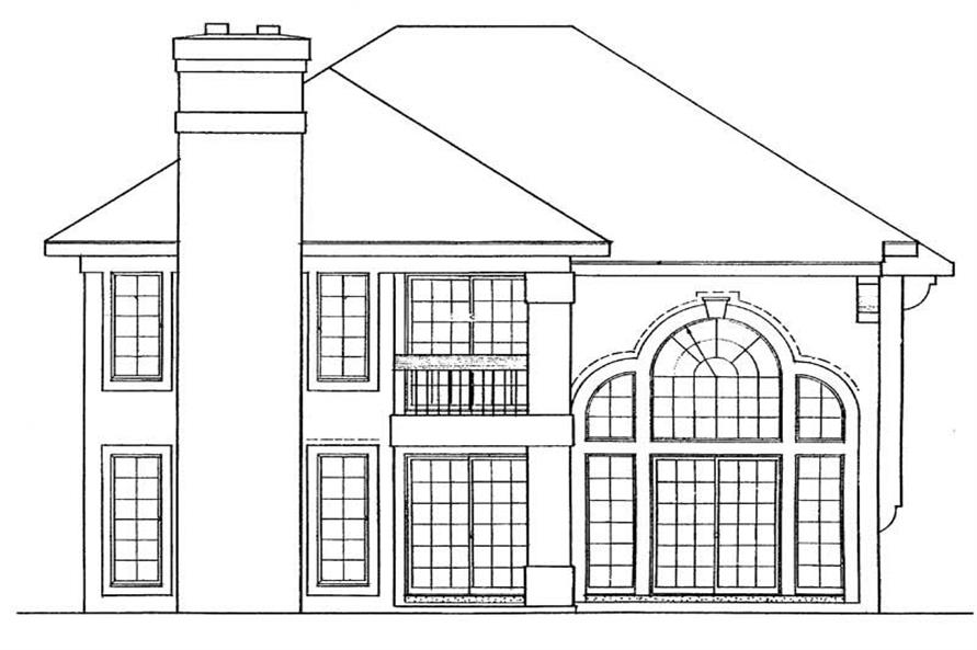 HOME PLANS 3463