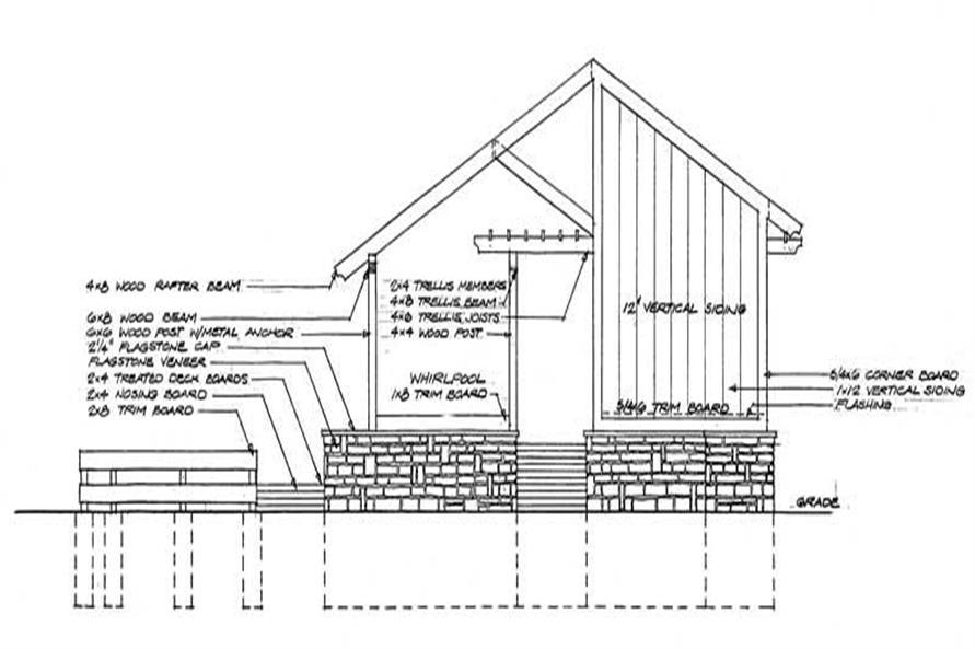 House Plan #137-1292