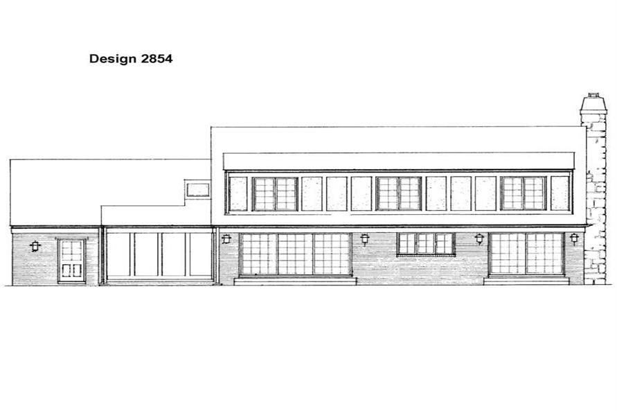 House Plan #137-1305
