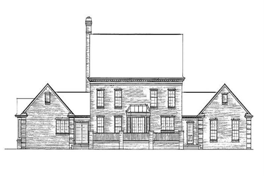 House Plan #137-1314
